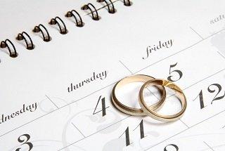 Як обрати дату одруження  Весільні прикмети. Посібник наречених ... a47ee38823ef9