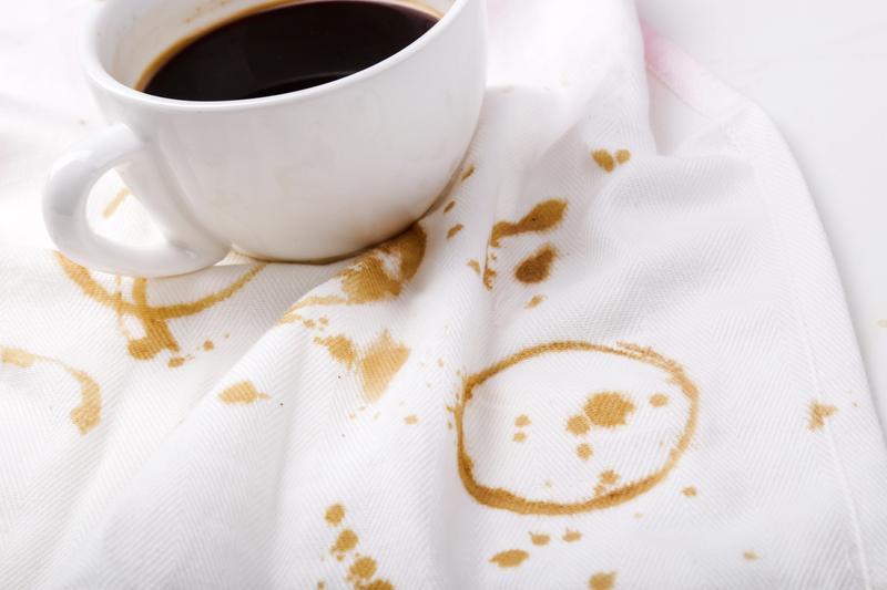 Як вивести плями від кави 2486771270e59