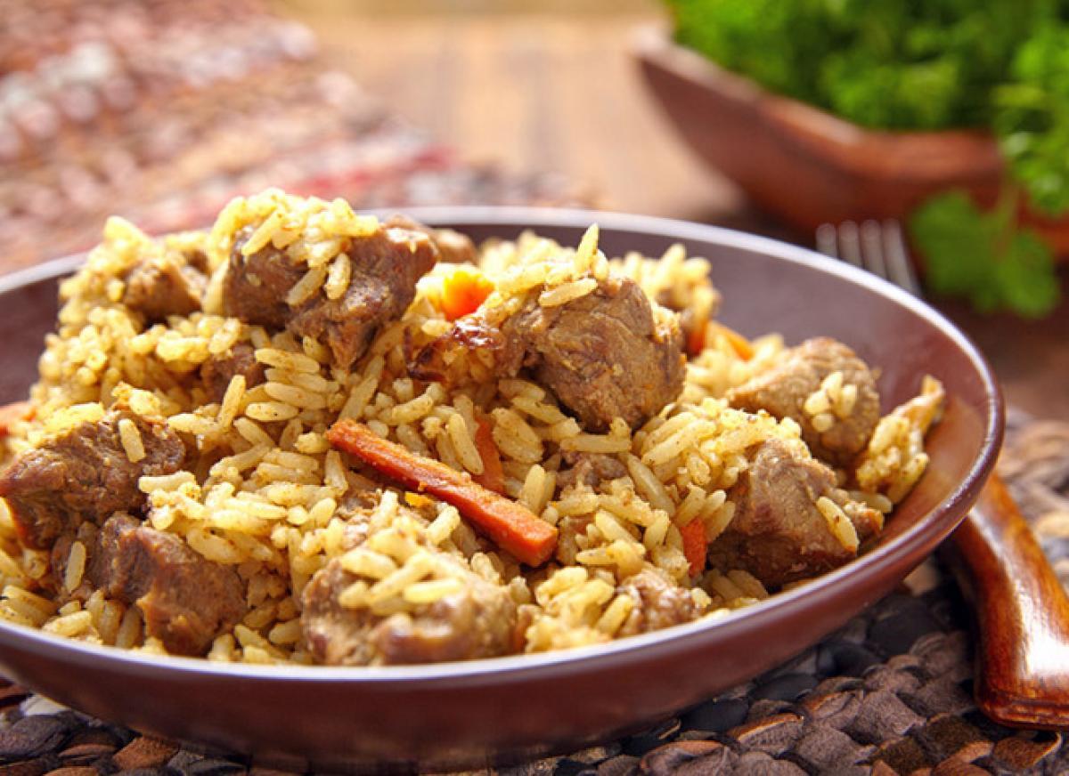 это поистине узбекский плов из свинины рецепт с фото электроники ашхабаде